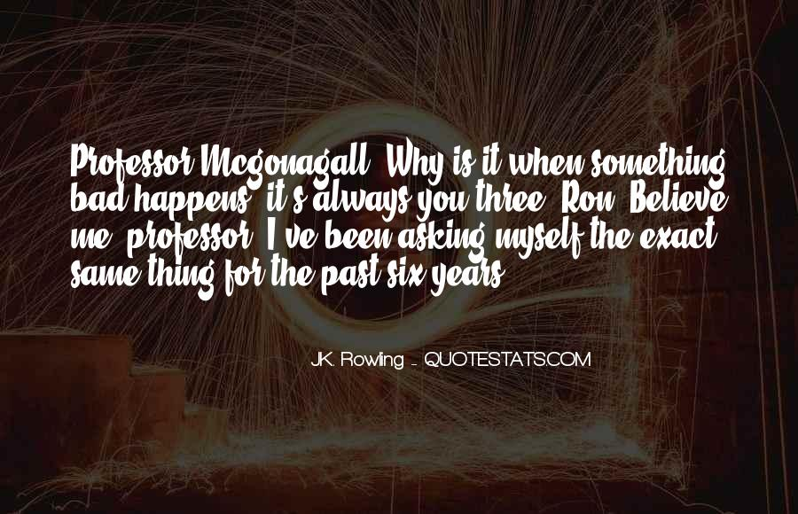 Quotes About Mcgonagall #306948