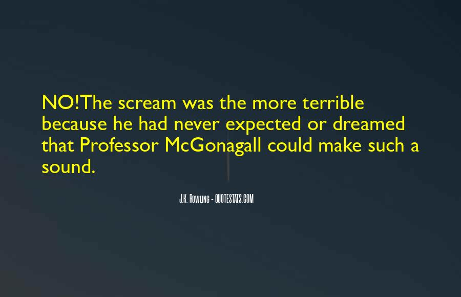 Quotes About Mcgonagall #619473