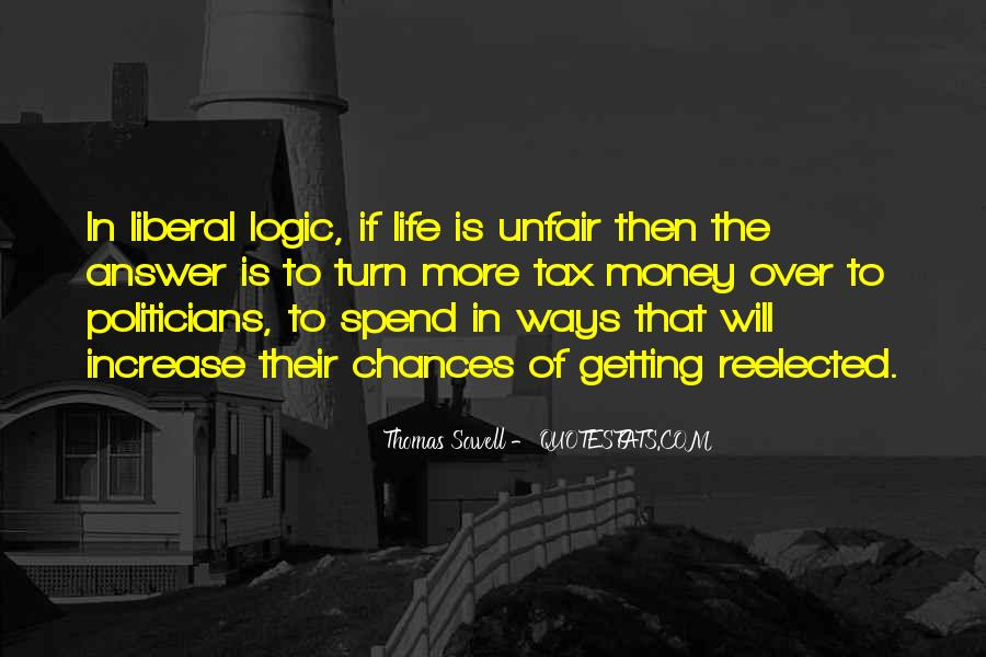 Quotes About How Life Is Unfair #450338
