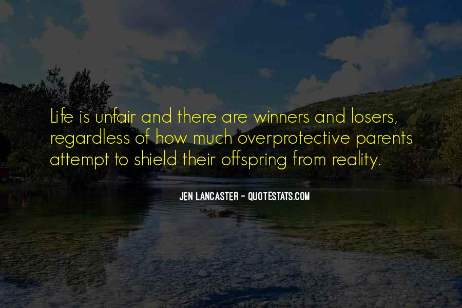 Quotes About How Life Is Unfair #87804
