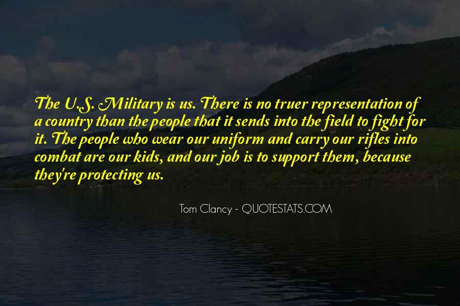 Quotes About Combat Veterans #780138