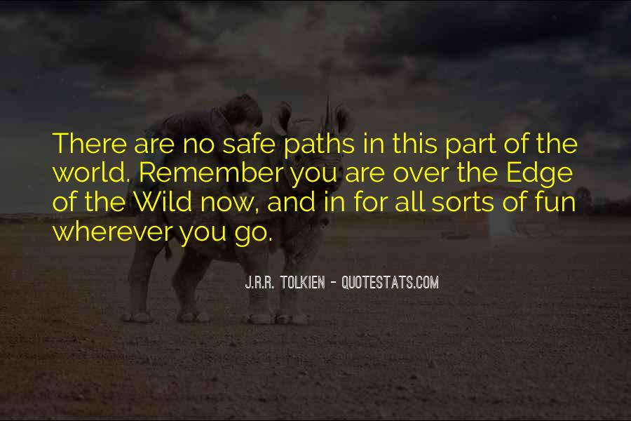 Quotes About Two Paths #121606
