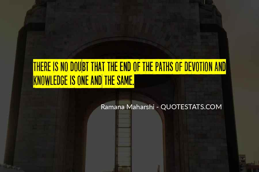 Quotes About Two Paths #123774