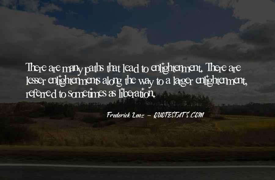 Quotes About Two Paths #132737