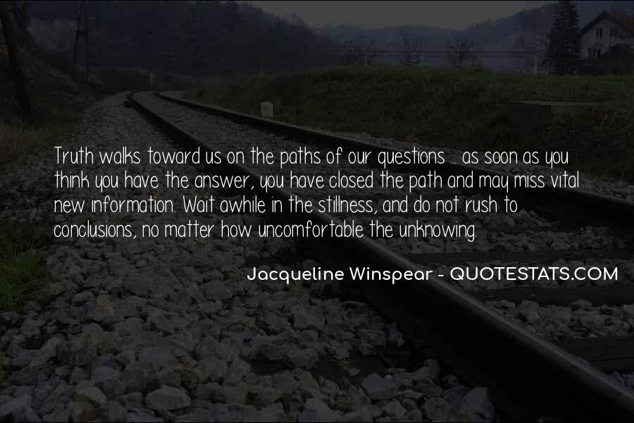 Quotes About Two Paths #138757