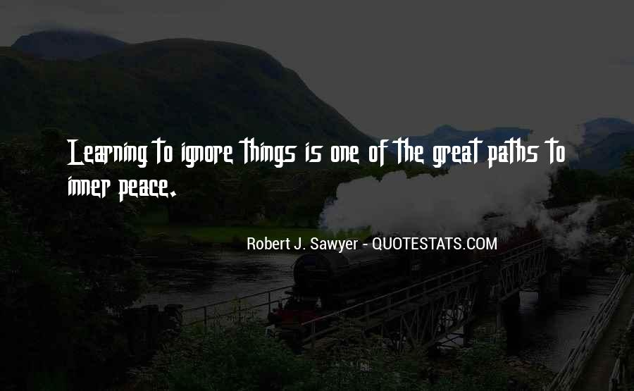 Quotes About Two Paths #154211