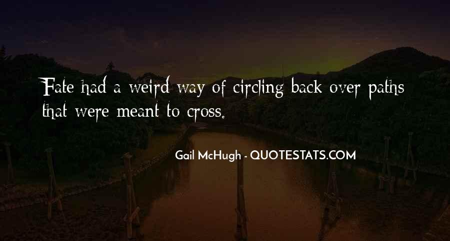 Quotes About Two Paths #167479