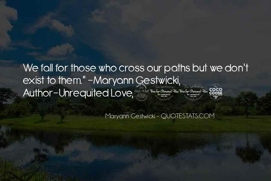 Quotes About Two Paths #32175