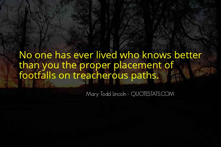 Quotes About Two Paths #8570