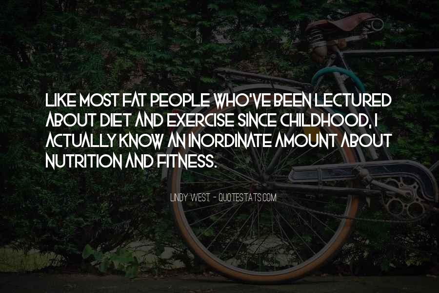 Quotes About Diet And Nutrition #1050704