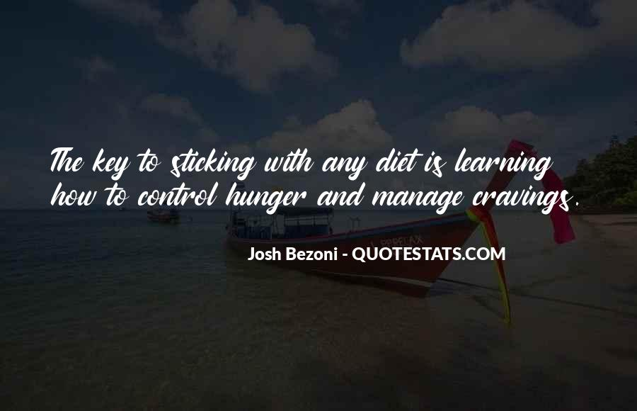 Quotes About Diet And Nutrition #1289796