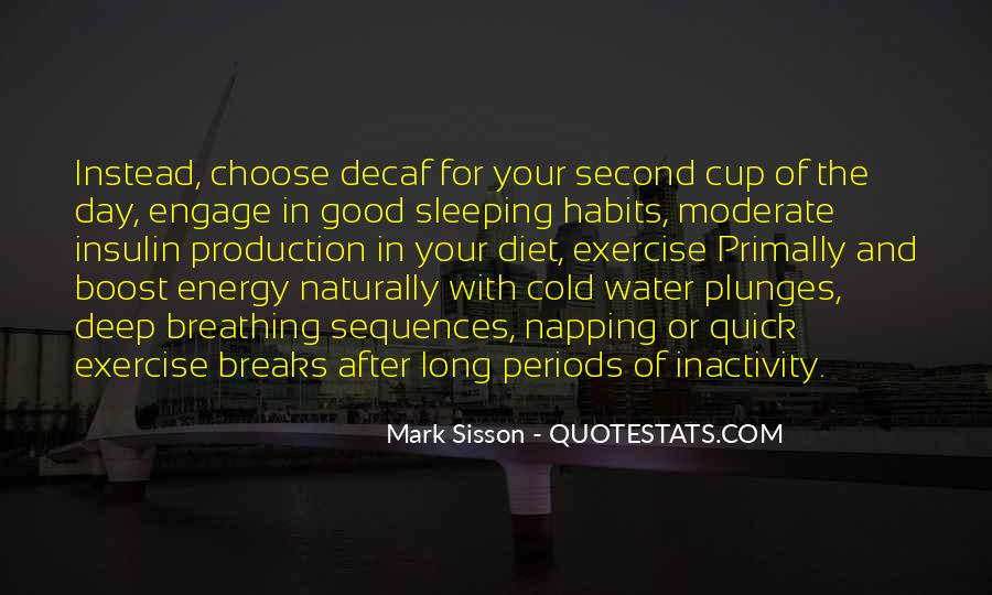 Quotes About Diet And Nutrition #150921