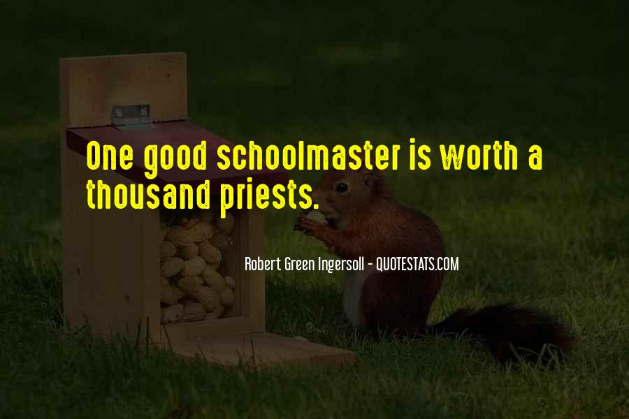 Quotes About Good Priests #1272851
