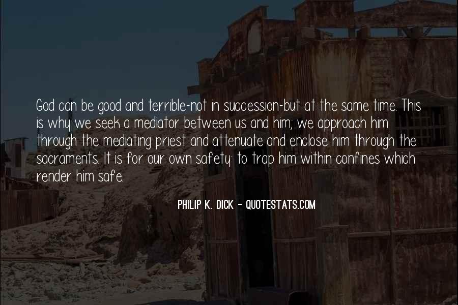 Quotes About Good Priests #154692