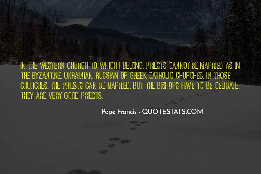 Quotes About Good Priests #1758899