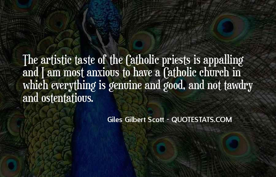 Quotes About Good Priests #724994