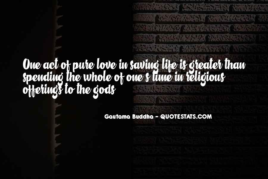 Quotes About Saving One Life #527223