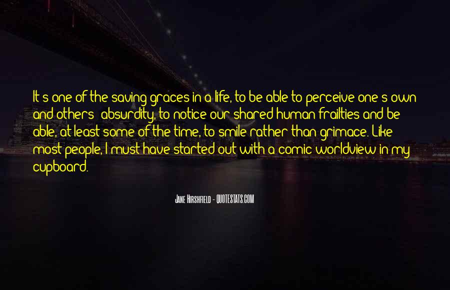 Quotes About Saving One Life #765494