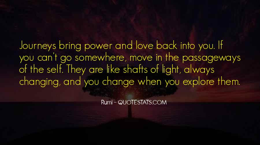 Quotes About Self Love Rumi #631865