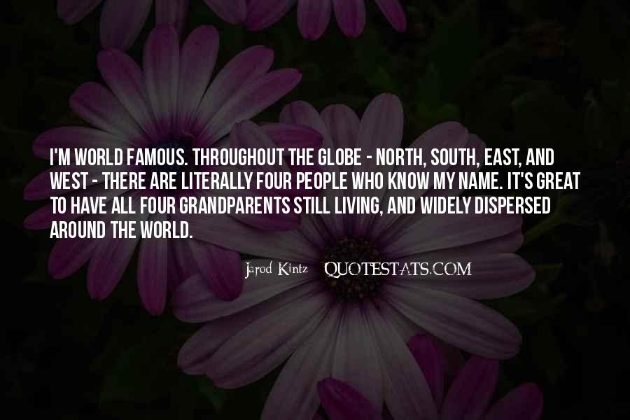 Quotes About Great Grandparents #1313499