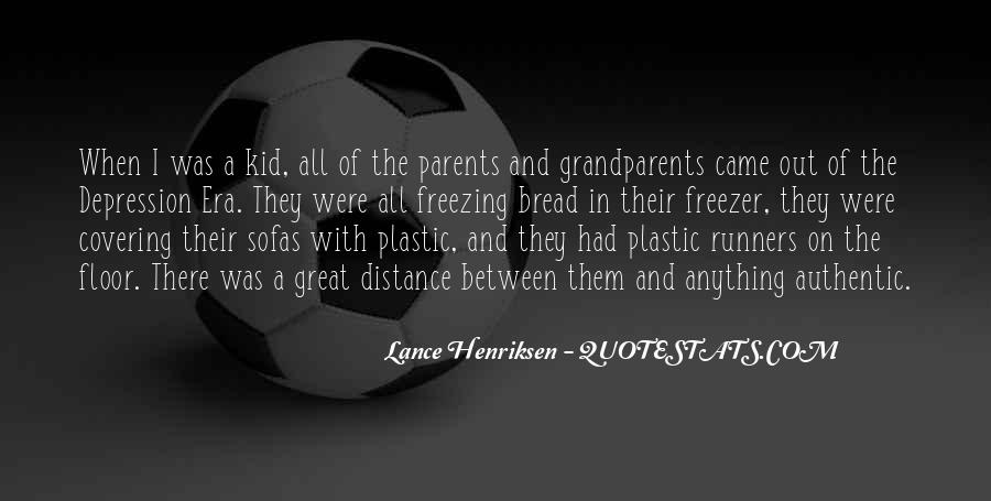Quotes About Great Grandparents #138203