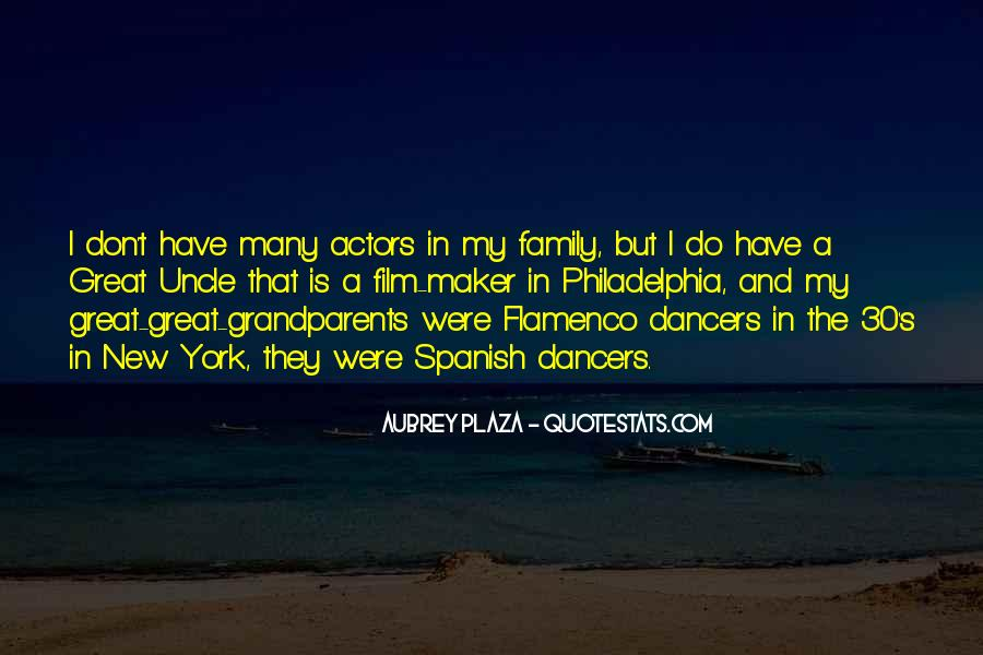 Quotes About Great Grandparents #1812426