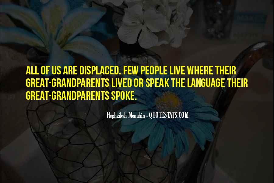 Quotes About Great Grandparents #843416