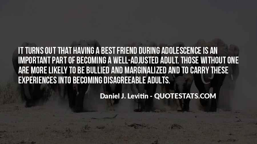 Quotes About Having One Best Friend #257983