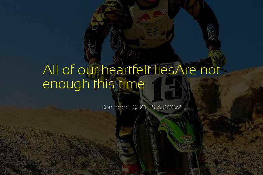 Quotes About Not Enough Time #110103