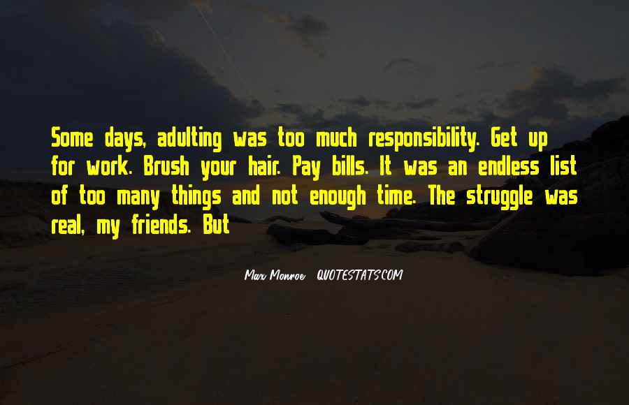Quotes About Not Enough Time #230927