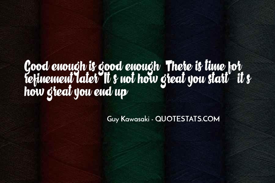 Quotes About Not Enough Time #291834