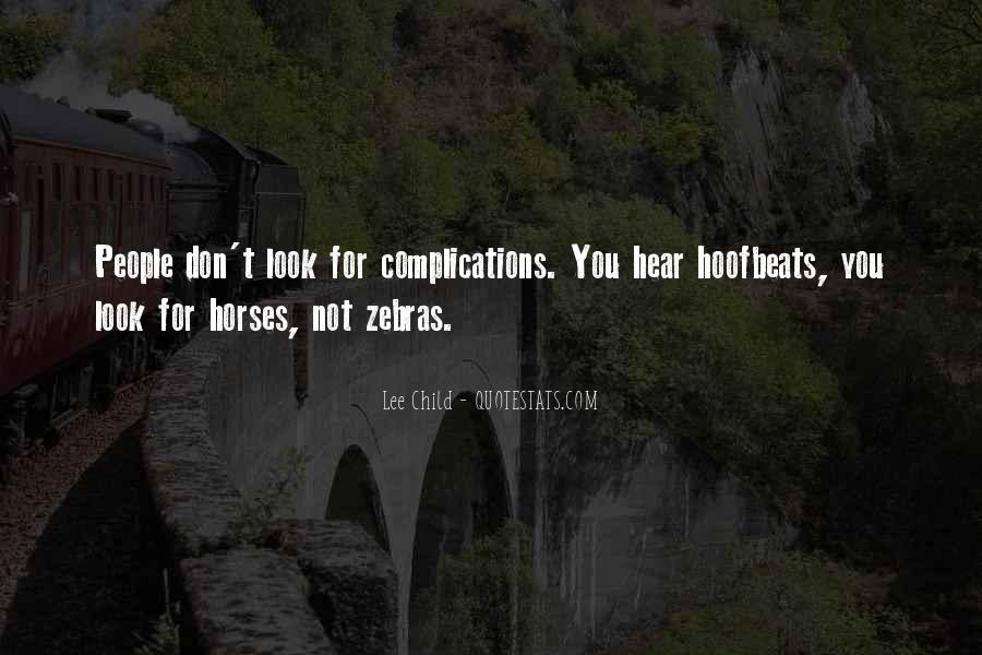Quotes About Zebras #1404805