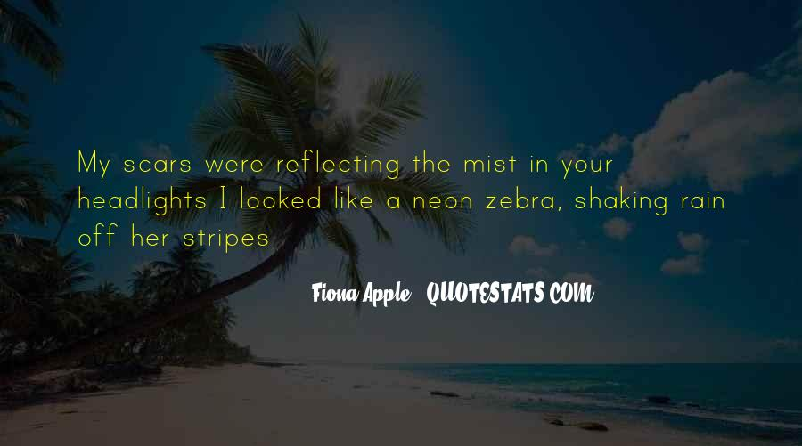 Quotes About Zebras #1837374