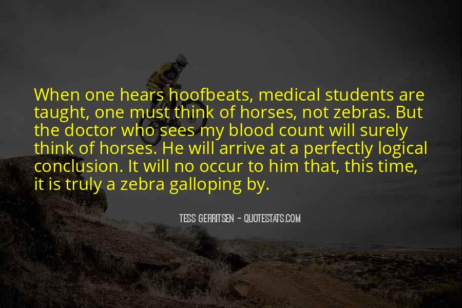 Quotes About Zebras #405962
