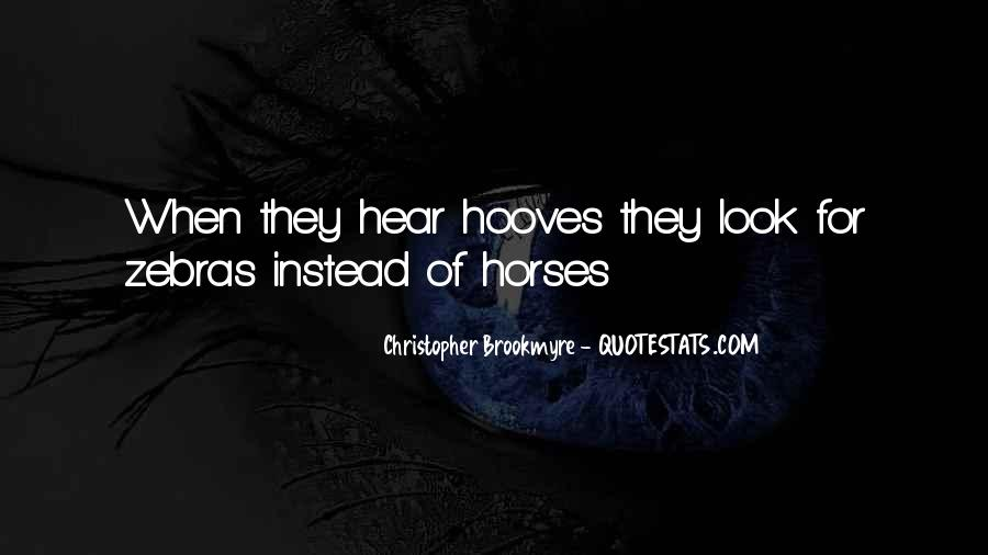 Quotes About Zebras #841359