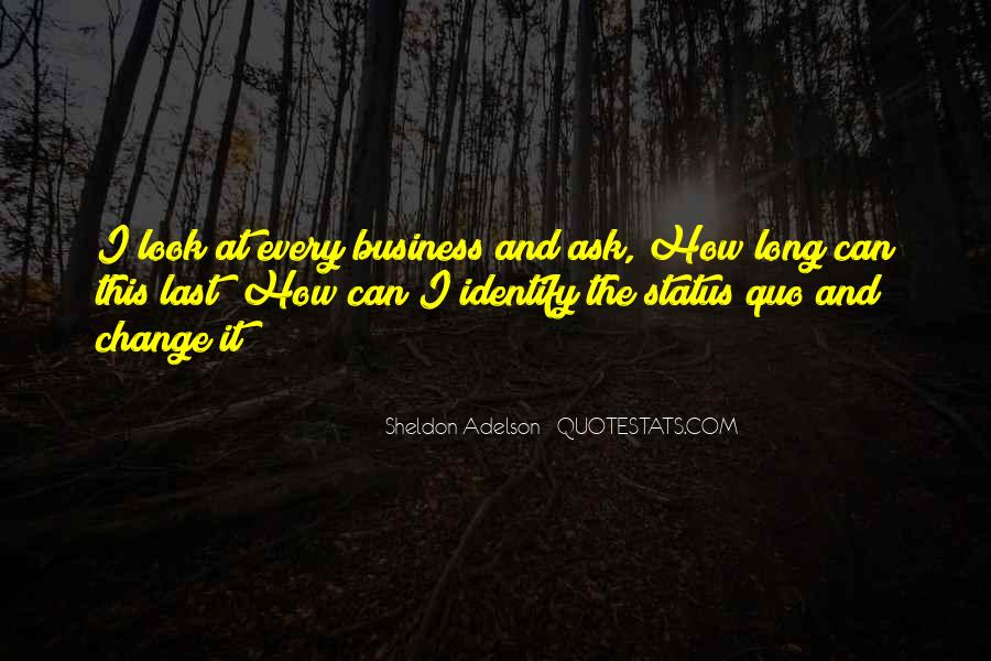 Quotes About Change Status #1004265