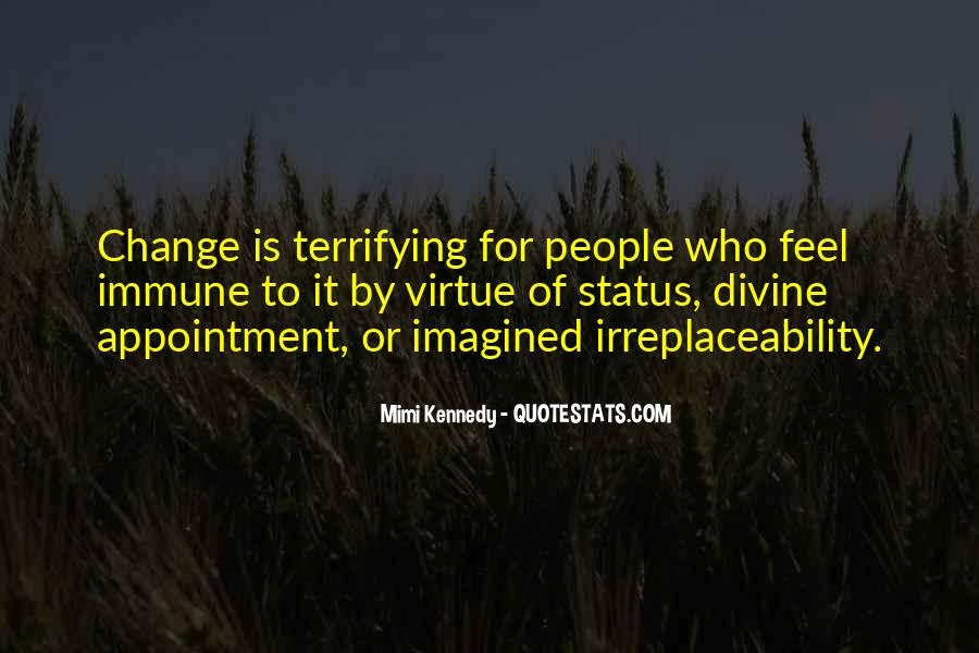 Quotes About Change Status #106853