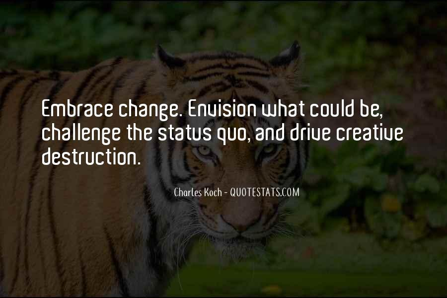 Quotes About Change Status #1442482