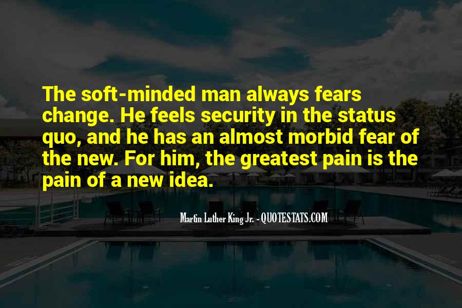 Quotes About Change Status #1568729