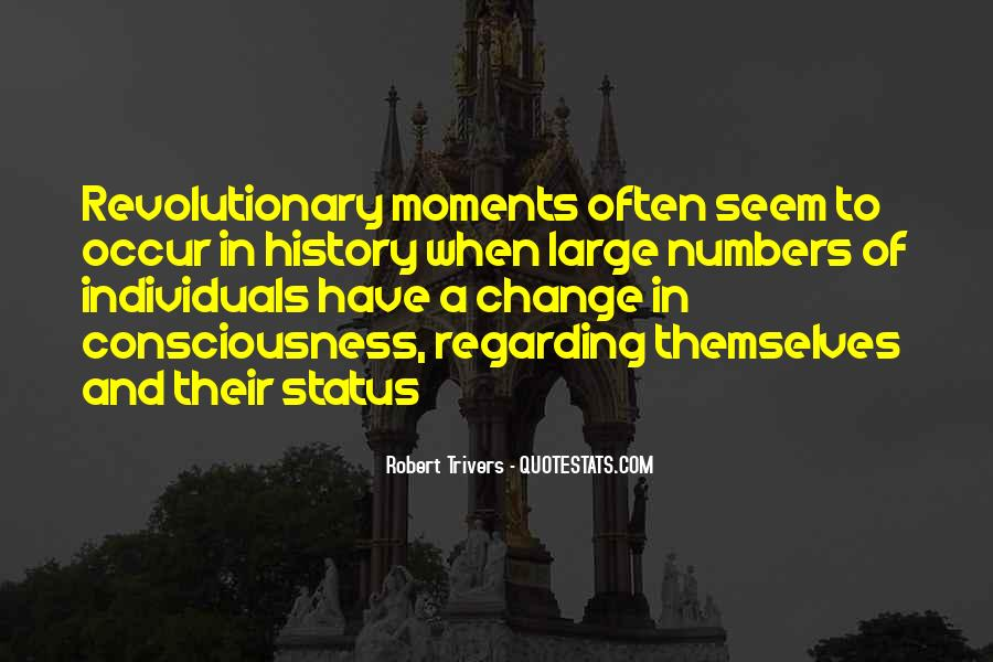 Quotes About Change Status #1633883