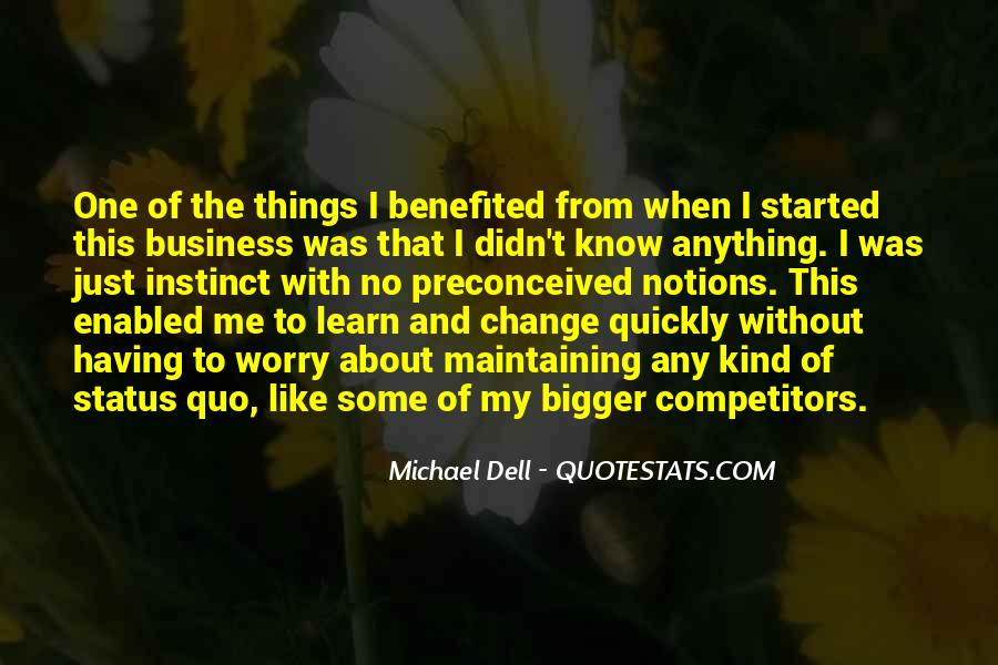 Quotes About Change Status #1642479