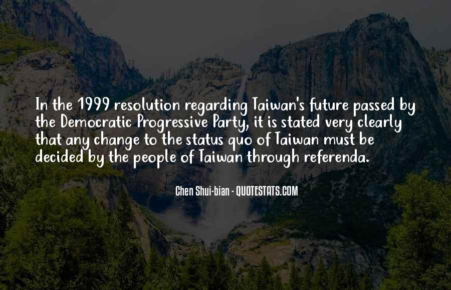 Quotes About Change Status #311248