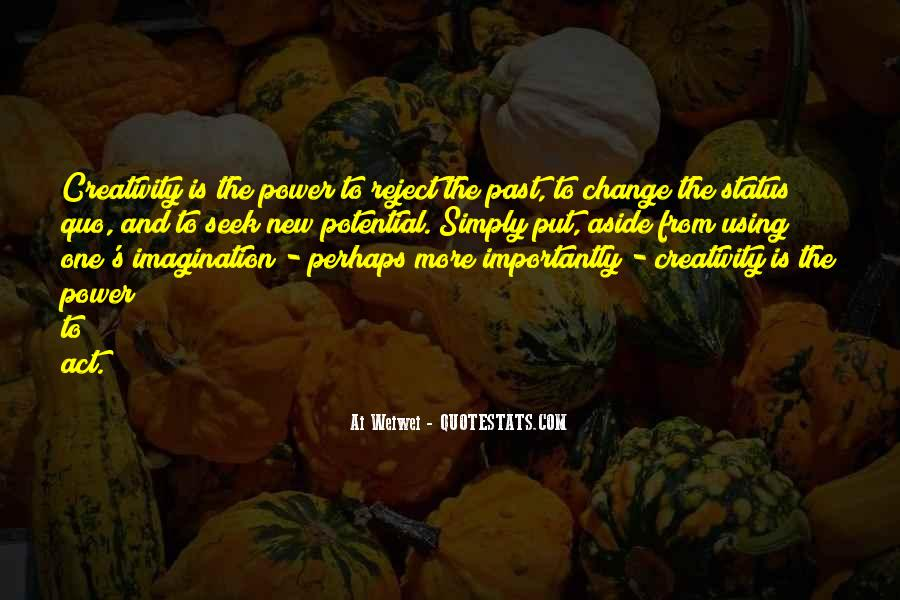 Quotes About Change Status #533825