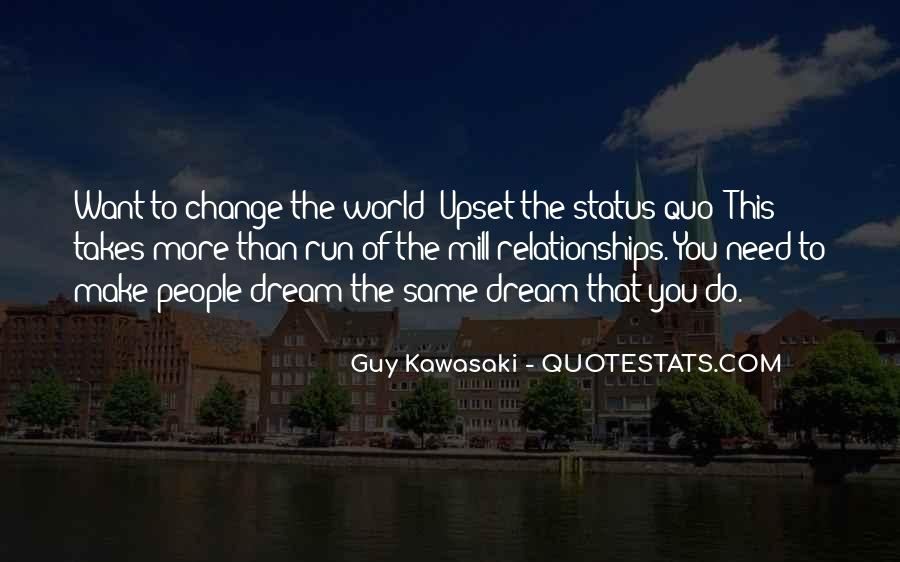 Quotes About Change Status #881856