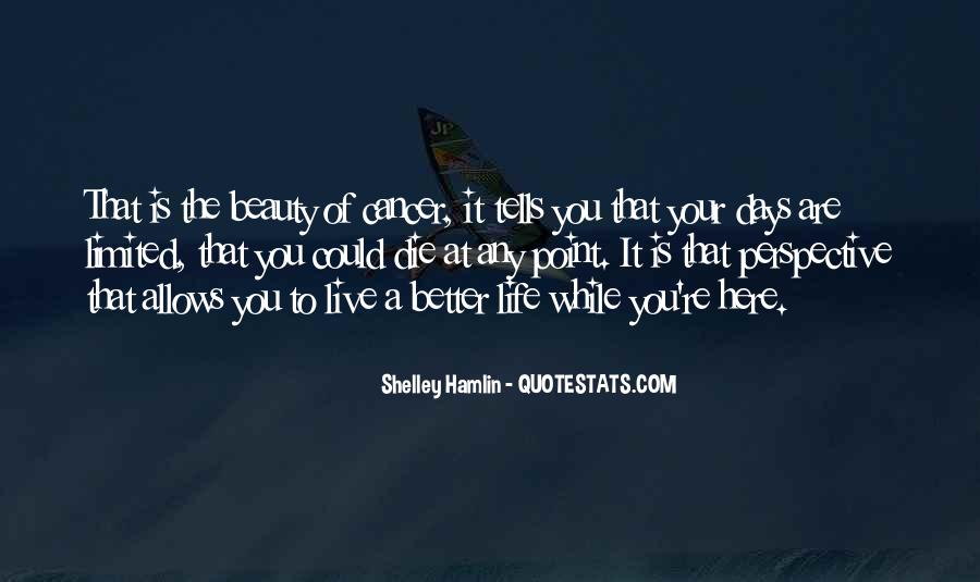Quotes About Life Profile #1225730