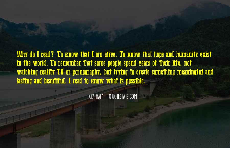 Quotes About Life Profile #974171