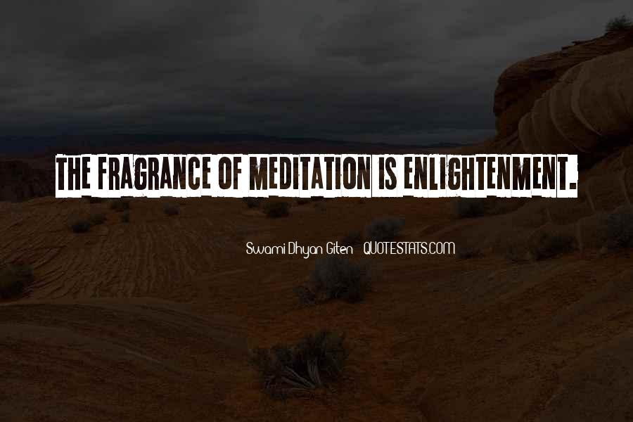 Quotes About Self Enlightenment #136814