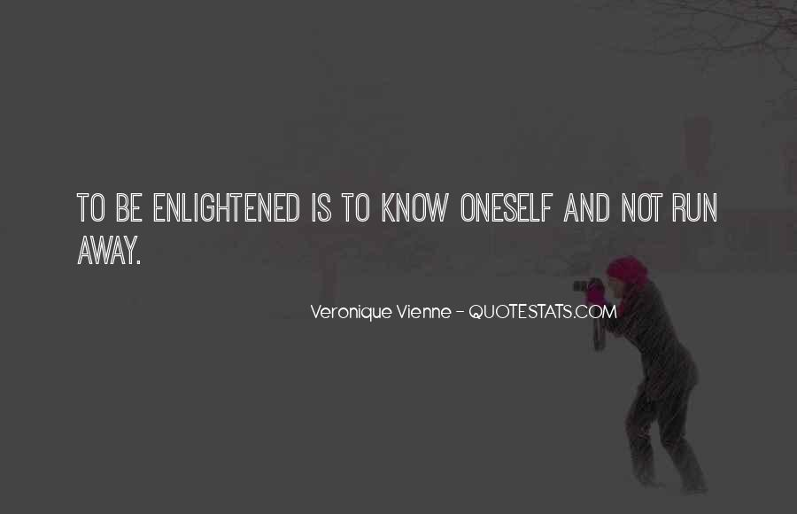 Quotes About Self Enlightenment #18568