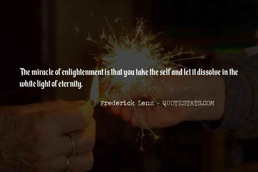 Quotes About Self Enlightenment #409084