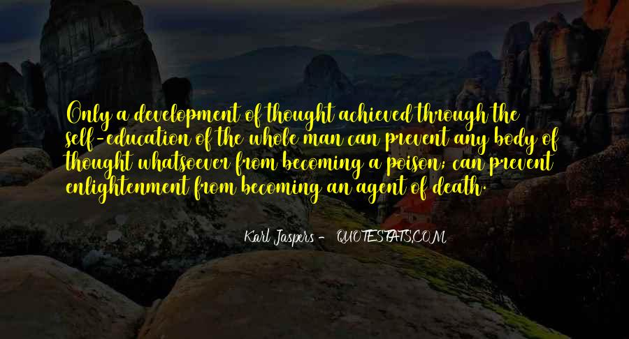 Quotes About Self Enlightenment #48797